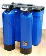 AFE Twin automatické filtry pro odstranění tvrdosti, železa, manganu, organických látek a amonných iontů