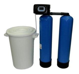 AFED duplexní automatické filtry pro odstranění tvrdosti, železa, manganu, organických látek a amonných iontů