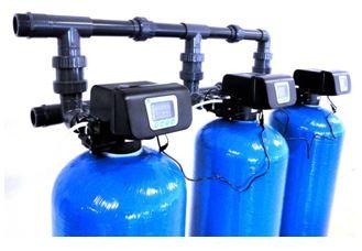 AU triplex automatický filtr s aktivním uhlím