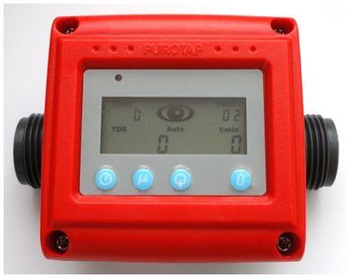 KM15 konduktometr-měřič elektrické vodivosti