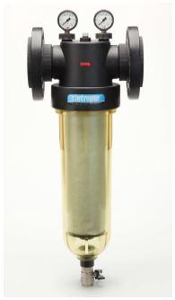 Filtr NW650 s odstředivou separací