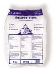 Sůl tabletovaná regenerační
